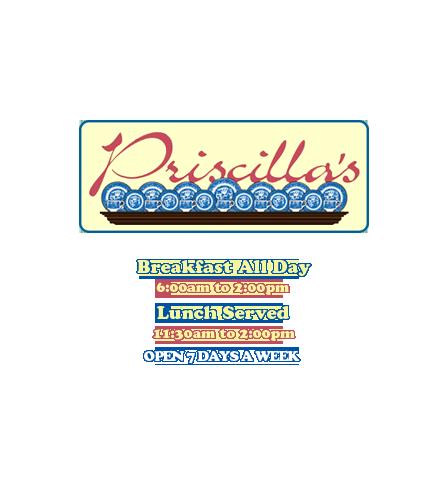 Priscilla's Restaurant