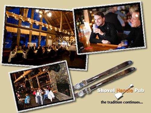 The Shovel Handle Pub