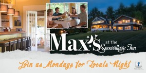Max's at Snow Village Inn